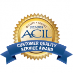 ACIL Customer Quality Service Award