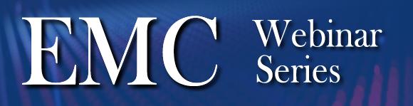 EMC Webinar Series