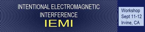Intentional Electromagnetic Interference (IEMI)