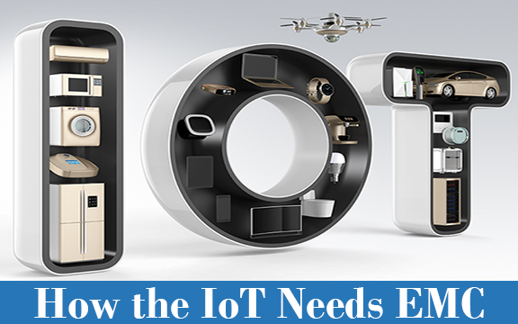 How the IoT Needs Electromagnetic Compatibility