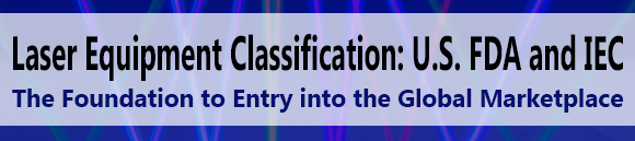 Laser Equipment Classification