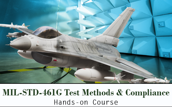 MIL-STD-461G Test Methods and Compliance