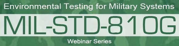 MIL-STD-810 Testing