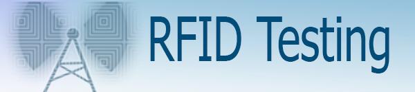 RFID testing