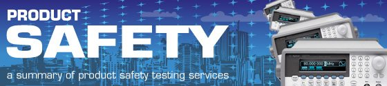 Product Safety and Compliance Testing